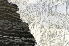 Cliff Hangers, 49x25cm
