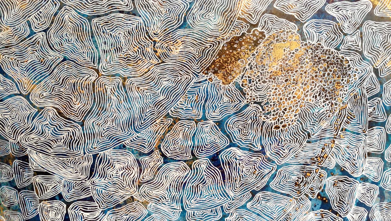 Coral Bleaching detail